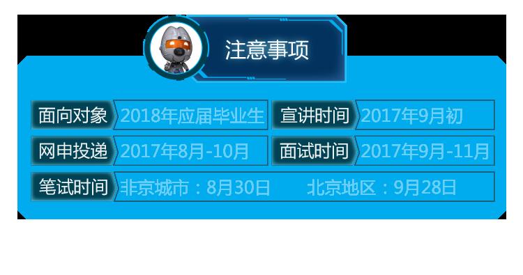 搜狗2018校园招聘